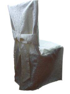 Croitorie huse de scaune brocard