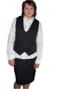 Croitorie costum ospatarita