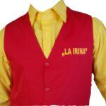 camasa galbena pentru vanzatori