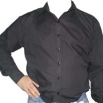 camasa ospatar neagra