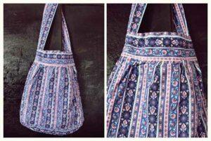 croitorie geanta textila