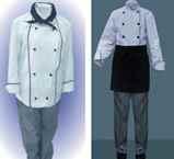 uniforma de lucru pentru bucatar