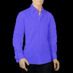 Camasa-ospatar-alba-cu-manseta_albastru