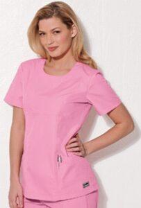 uniforma lucru roz